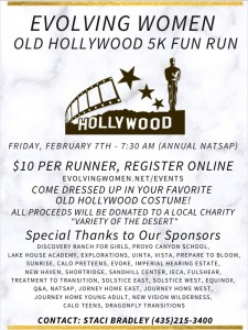 Old Hollywood NATSAP 5K